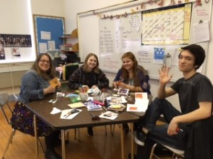 Interact Card Making Feb 2017
