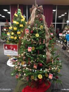 Rotary Tree 2014