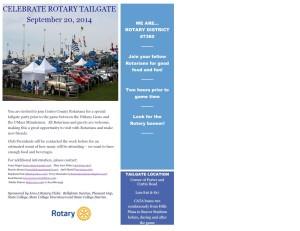 Rotary Tailgate
